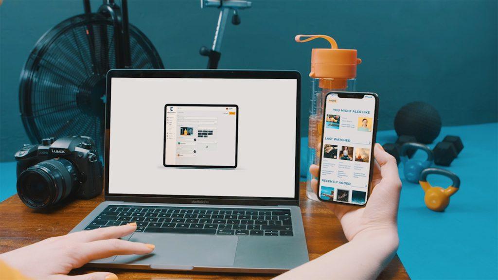 Fettle on mobile and desktop