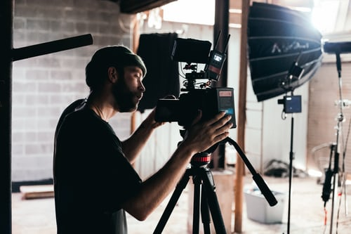 Lighting and camerawork